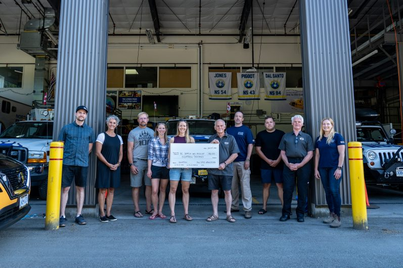 2021 Donation for Search and Rescue